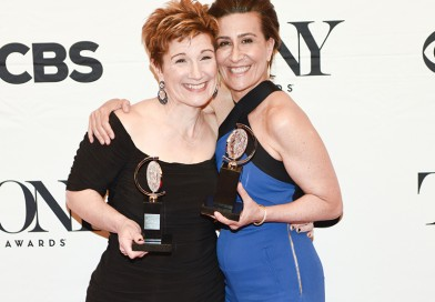 Lisa Kron, Jeanine Tesori Photo Credit Jenny Anderson