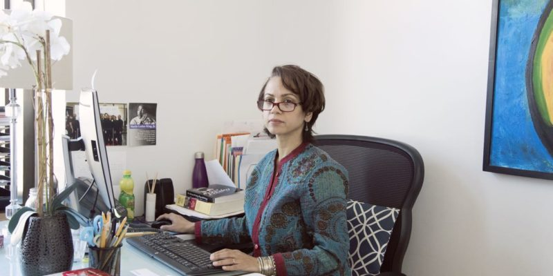 An Interview with Dr. Indira Etwaroo