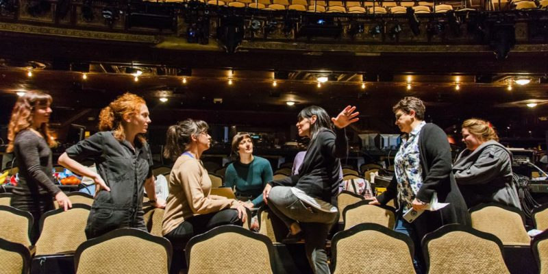 Days of Awe: Leigh Silverman and Broadway's First All-Female Design Team, a photo essay
