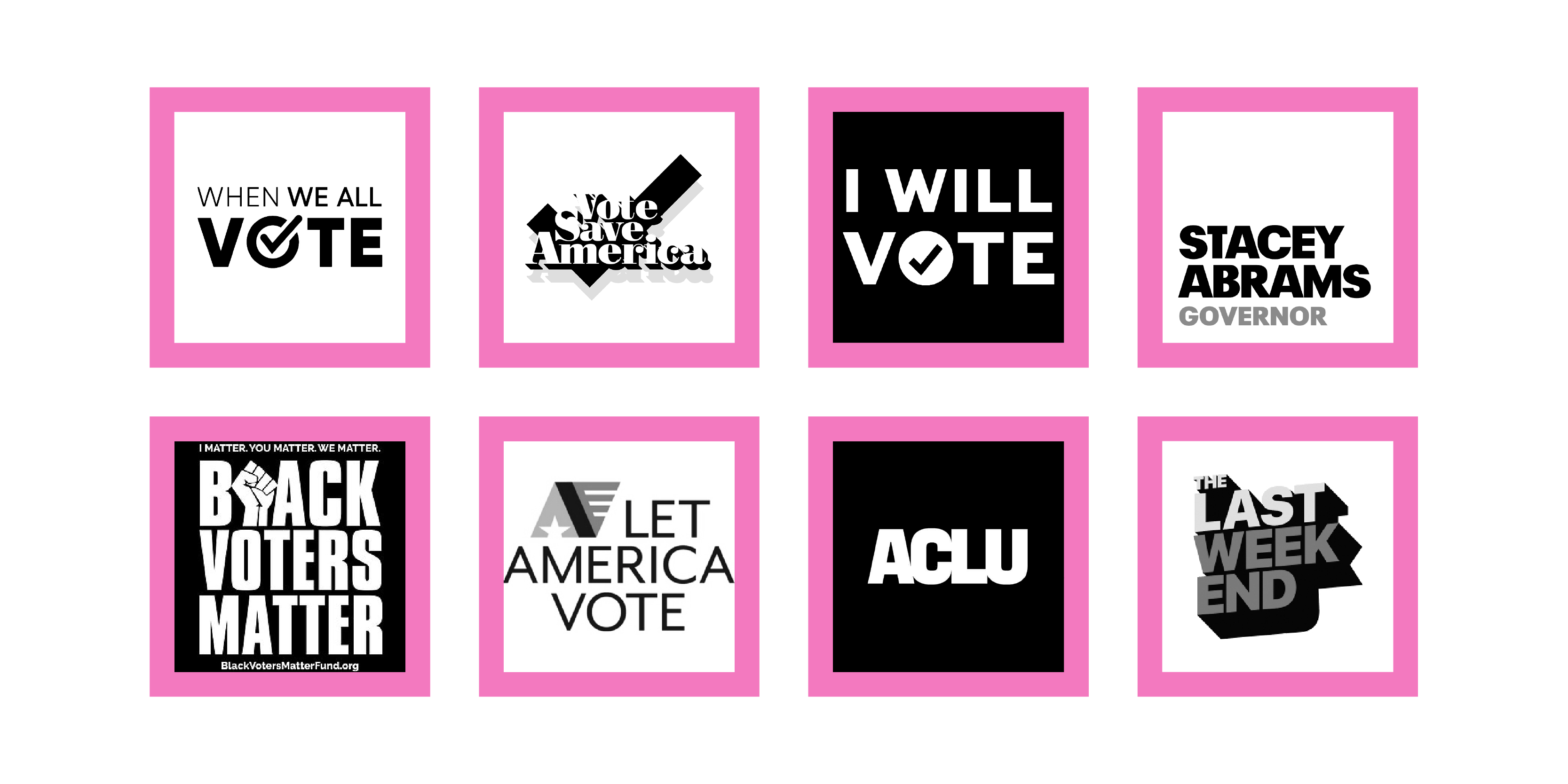 Most voter registration deadlines have passed, but some states allow voter  registration on election day. WhenWeAllVote.org is a great resource to find  out ...