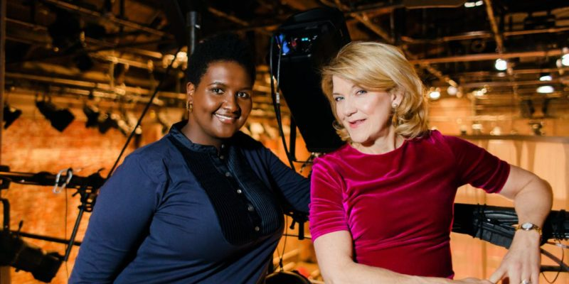Shariffa Ali and Victoria Clark on Directing and Strindberg