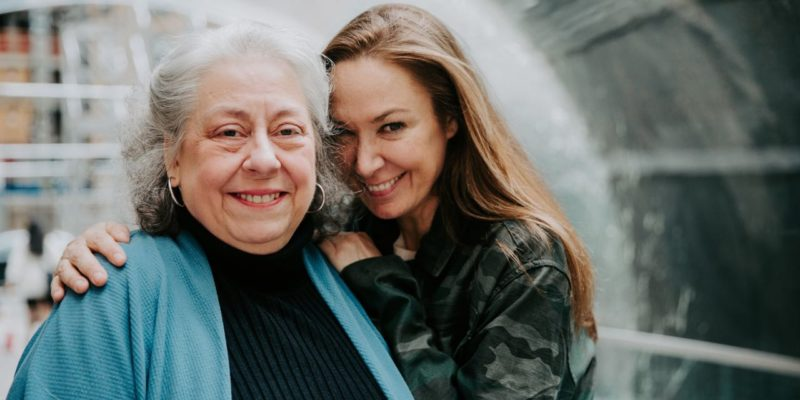Jayne Houdyshell and Elizabeth Marvel in Conversation